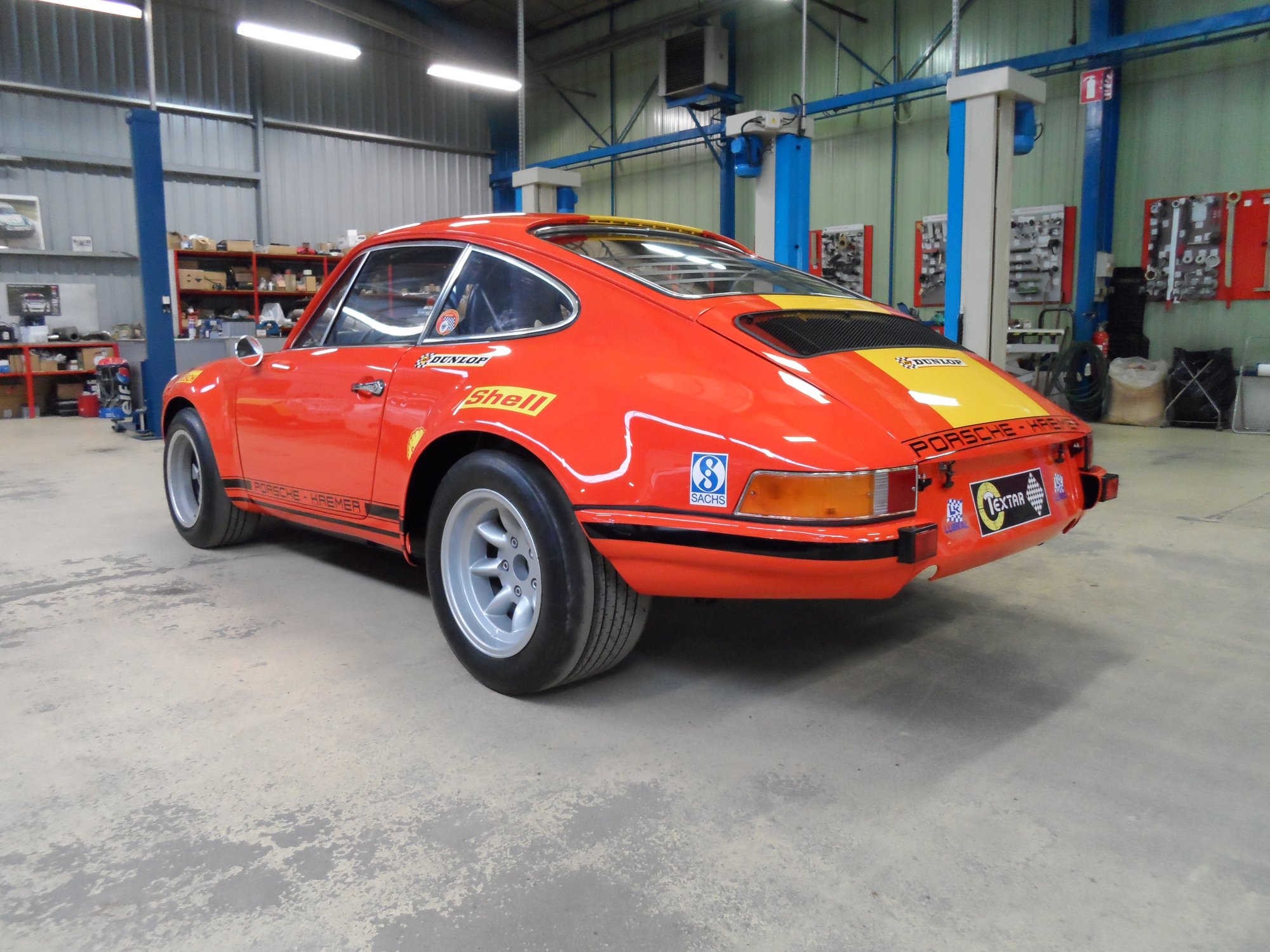 Garage Bourgoin Sp 233 Cialiste Porsche Restauration