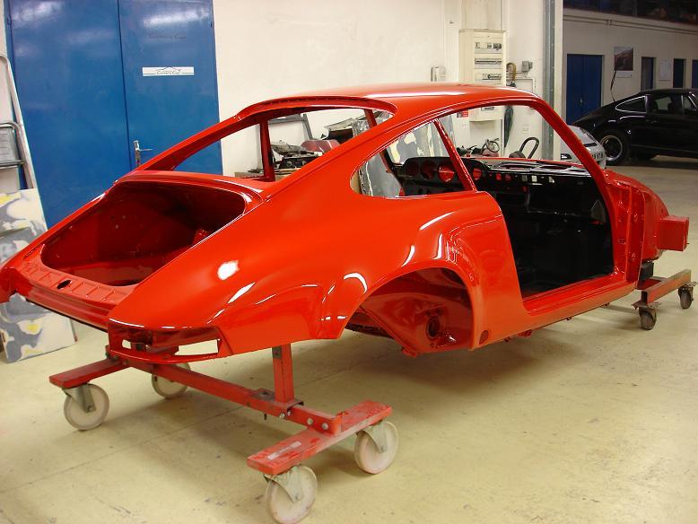 Porche 930 porsche 911 930 turbo flachnase flatnose for Garage auto bourgoin