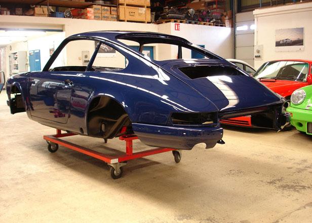 Garage Bourgoin Specialiste Porsche Restauration